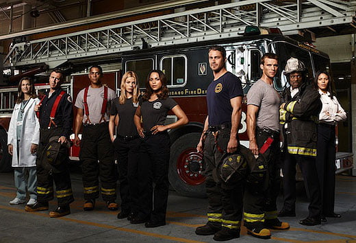 Chicago Fire Returns to Seven