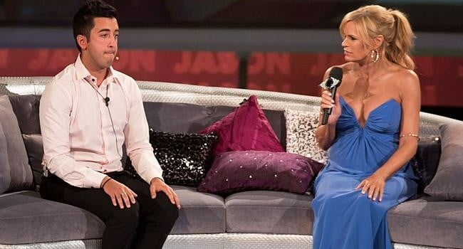 Jason Leaves Big Brother