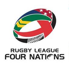 2014 Rugby League Four Nations  Broadcast Details
