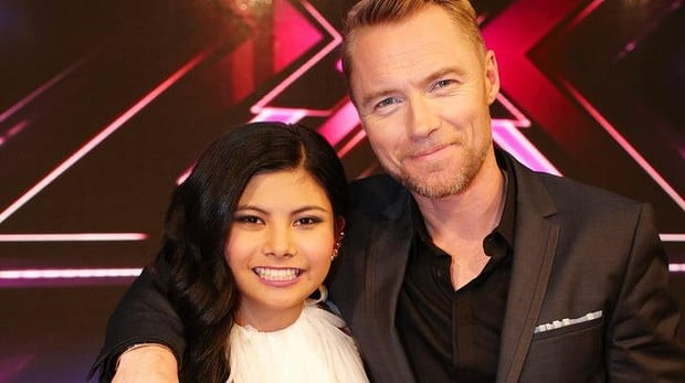 Marlisa has The X Factor in 2014