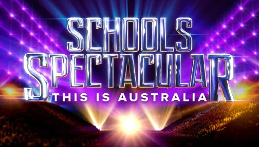 Nine gets ready for a school spectacular