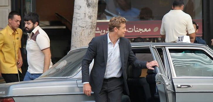 Nine continues with The Mentalist