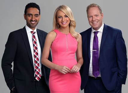Waleed Aly is the new Project Co Host