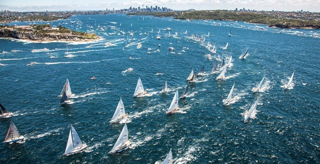 Seven extends Sydney – Hobart agreement