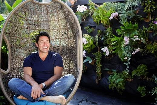 Jamie Durie Joins The Living Room