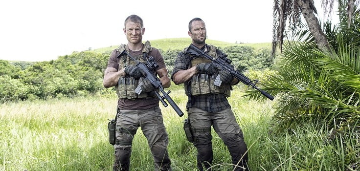 Strike Back Returns to Fox 8