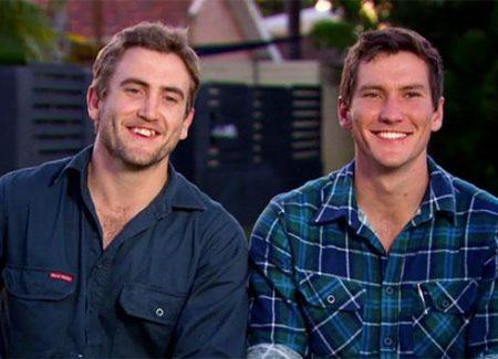 Luke and Cody