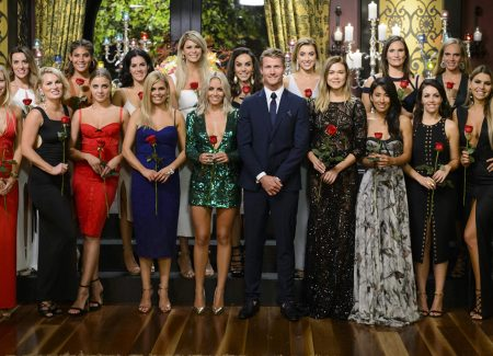 The Bachelor Australia S4 Ep2 Top 17 Bachelorettes