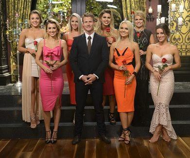 The Bachelor Australia -Richie and Top 7 Bachelorettes