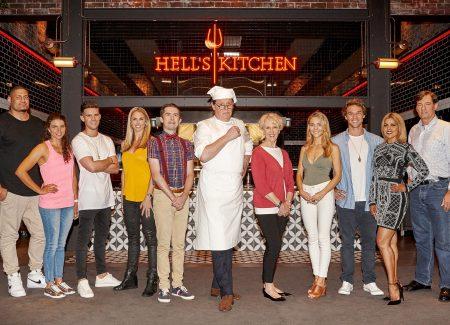 Hell Kitchen Cast Australia